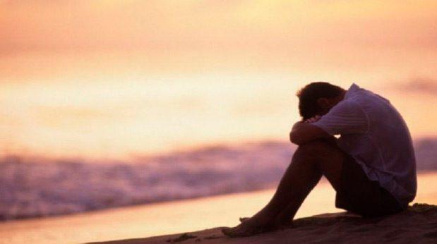 triste pensamientos